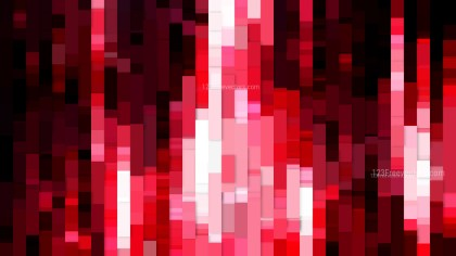 Abstract Red and Black Background Vector Graphic