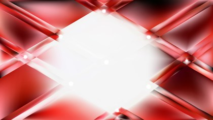 Red and White Abstract Background Image