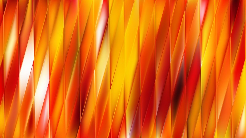 Red and Yellow Abstract Background Vector Image