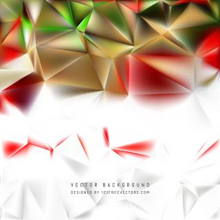 Polygon Triangle Background