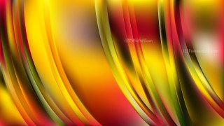 Abstract Red and Yellow Background