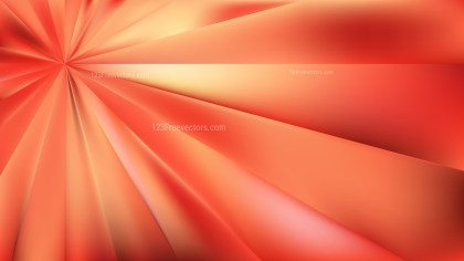 Abstract Red and Yellow Background Vector Graphic