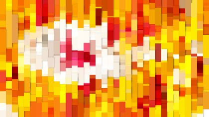 Red and Yellow Background Illustration