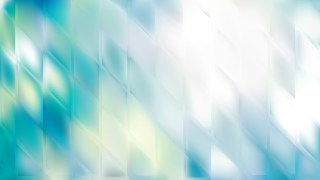 Turquoise and White Abstract Background Illustration