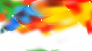 Abstract Colorful Bokeh Lights Background Graphic