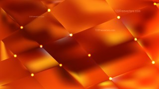 Abstract Red and Orange Bokeh Lights Background