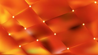 Abstract Red and Orange Lights Background