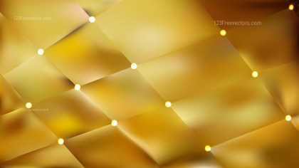 Abstract Gold Lights Background Vector Art