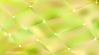 Green and Yellow Bokeh Lights Background Vector Graphic
