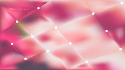 Abstract Pink Lights Background Illustration