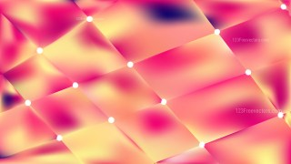Pink and Yellow Lights Background Vector Image