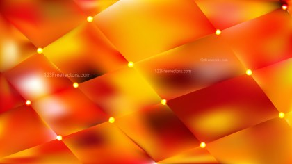 Abstract Red and Yellow Lights Background Image
