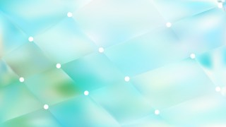 Abstract Turquoise Bokeh Lights Background