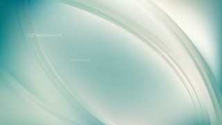 Beige and Turquoise Abstract Curve Background