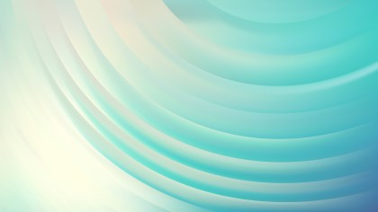 Abstract Beige and Turquoise Wave Background