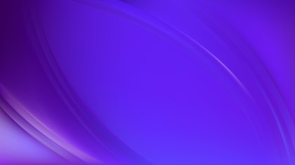 Abstract Blue and Purple Wave Background Template Design