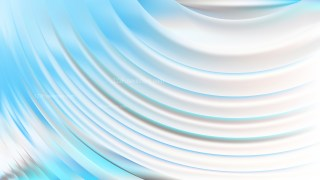 Blue and White Curve Background