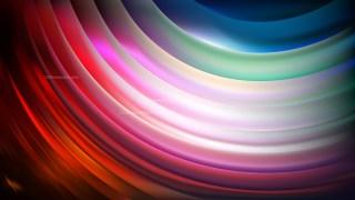 Dark Color Wave Background