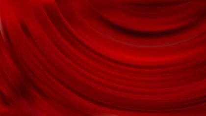 Dark Red Abstract Wavy Background