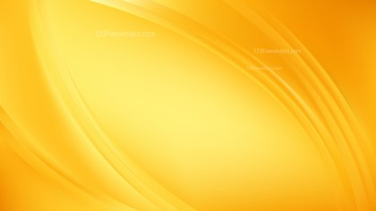 Abstract Gold Wave Background Image