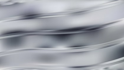 Grey Curve Background Vector Image