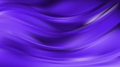 Indigo Curve Background Image
