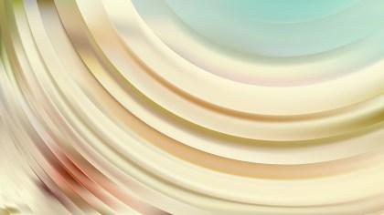 Light Color Wavy Background