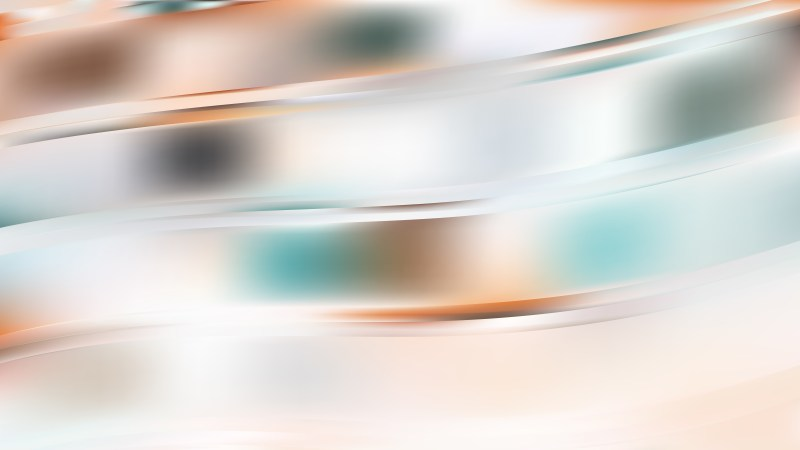 Light Color Abstract Curve Background Vector Graphic