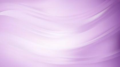 Light Purple Wavy Background Design