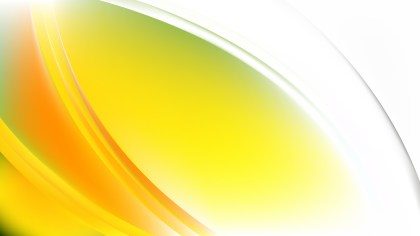 Light Yellow Abstract Curve Background Image
