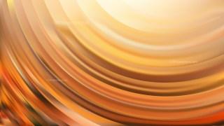 Orange Abstract Wavy Background Image