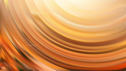 Orange Abstract Wavy Background Image