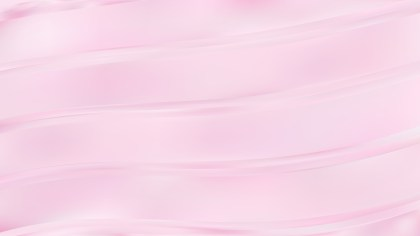 Pastel Pink Abstract Wave Background