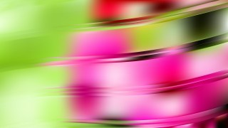 Pink and Green Wave Background