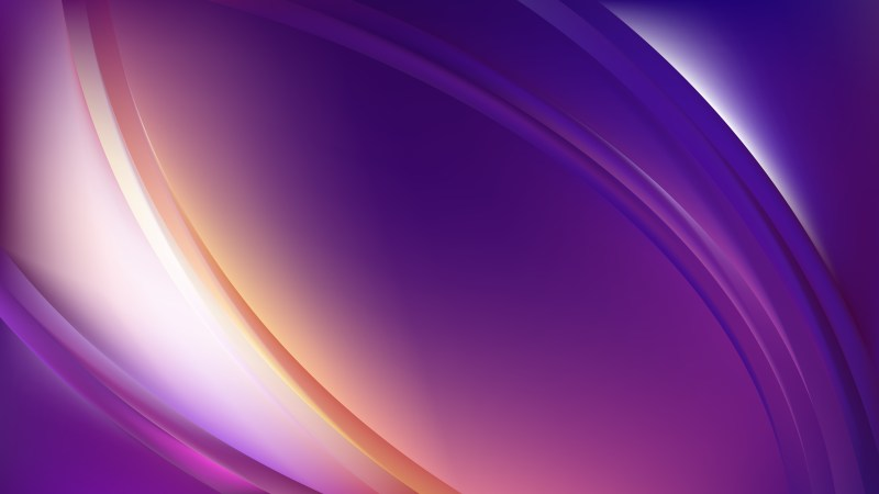 Abstract Pink and Purple Wavy Background Illustrator