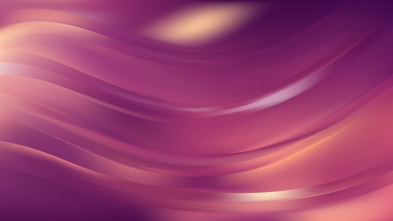 Abstract Purple Curve Background Vector Graphic