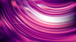 Purple Abstract Wavy Background Vector Art