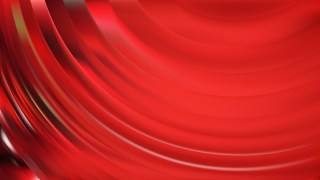 Red Abstract Curve Background Graphic