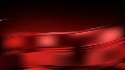 Cool Red Curve Background