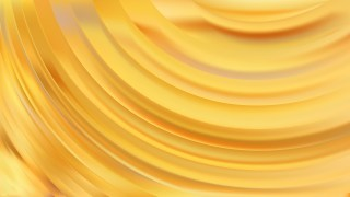 Yellow Wavy Background Graphic