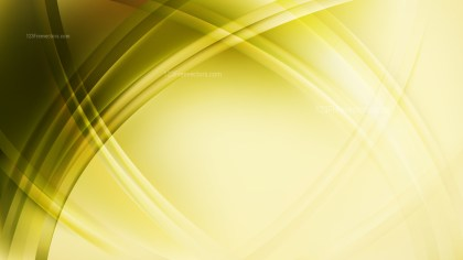 Abstract Light Green Curved Background