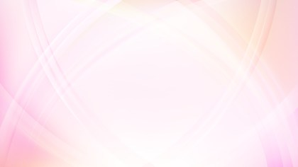 Abstract Light Pink Curved Background Vector Image
