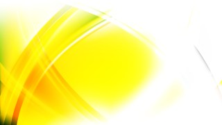Abstract Light Yellow Curved Lines Background Illustrator