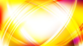 Orange Curve Background Design