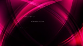 Abstract Purple and Black Curved Background Vector Illustration