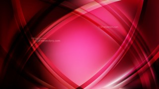 Cool Red Curved Lines Background