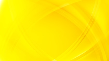Yellow Curve Background