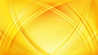Yellow Curved Background