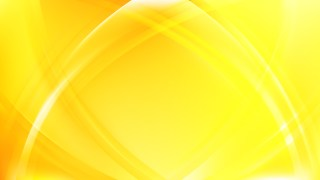 Yellow Curved Lines Background