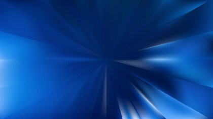 Black and Blue Sunburst Background